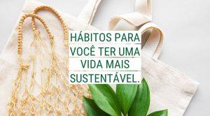 Hábitos sustentável